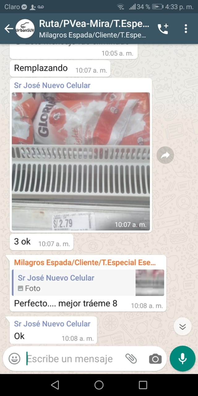 Compras online supermercado delivery - TODO Lima